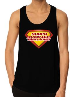 Playeras Bividi de Super Massage Therapist