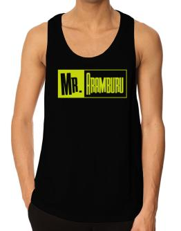 Mr. Aramburu Tank Top