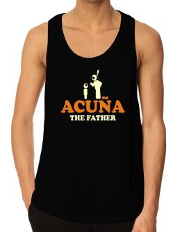 Acuña The Father Tank Top