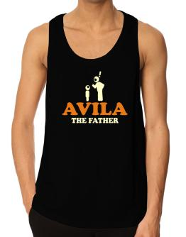 Avila The Father Tank Top