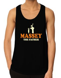 Massey The Father Tank Top