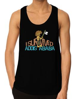 I Survived Addis Ababa Tank Top