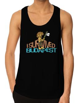 I Survived Budapest Tank Top