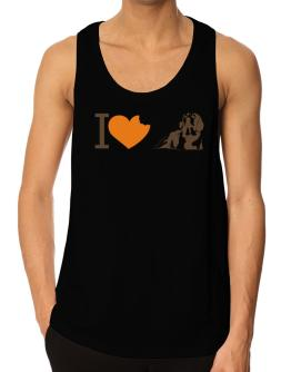 I love Beagles Tank Top