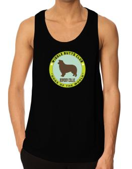 Border Collie - Wiggle Butts Club Tank Top