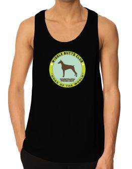 Doberman Pinscher - Wiggle Butts Club Tank Top