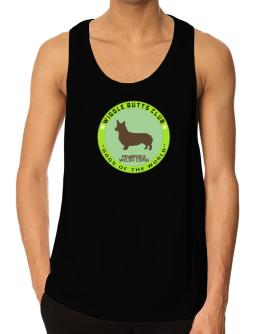 Pembroke Welsh Corgi - Wiggle Butts Club Tank Top