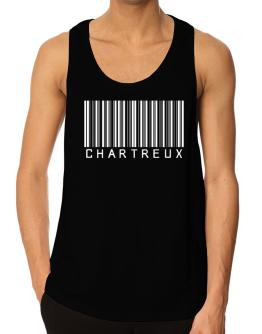 Chartreux Barcode Tank Top