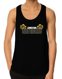 Cheetoh Cattitude Tank Top