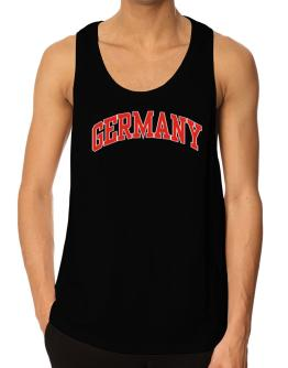 Germany - Simple Tank Top