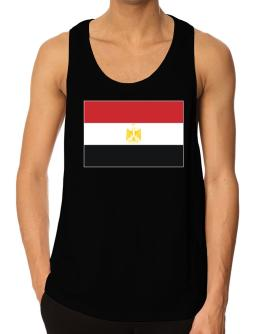 Egypt Flag Tank Top