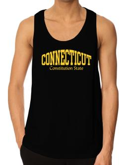 State Nickname Connecticut Tank Top