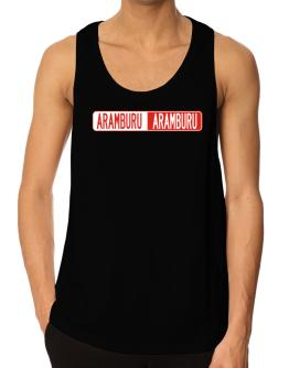 Negative Aramburu Tank Top