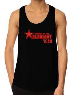 Member Of The Albright Team Tank Top