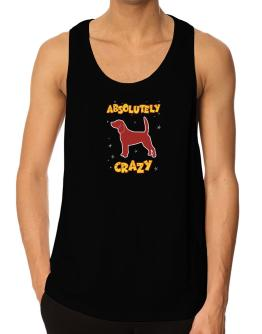 Absolutely Beagle Crazy Tank Top