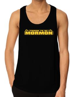 Proud To Be Mormon Tank Top
