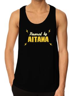 Powered By Aitana Tank Top