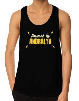 Powered By Andralyn Tank Top