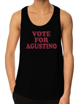 Vote For Agustino Tank Top