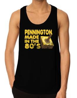 Pennington Made In The 80