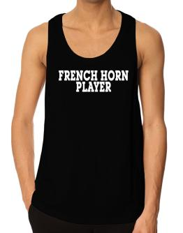 Playeras Bividi de French Horn Player - Simple