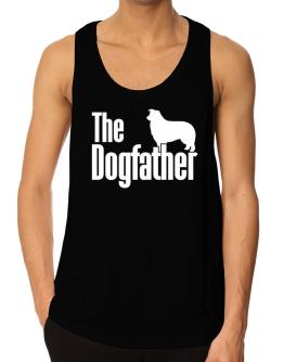 The dogfather Border Collie Tank Top