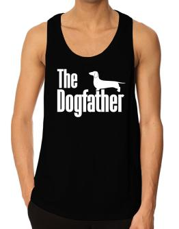 The dogfather Dachshund Tank Top