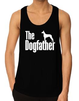 The dogfather Great Dane Tank Top