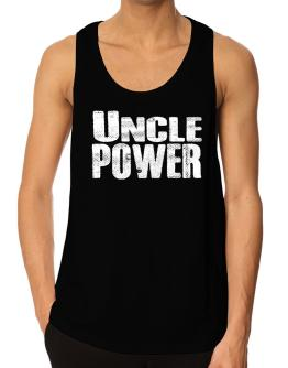 Auncle power Tank Top