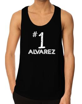 Number 1 Alvarez Tank Top