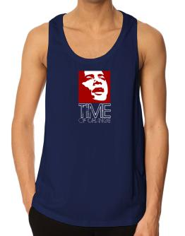 Time Of Change Tank Top