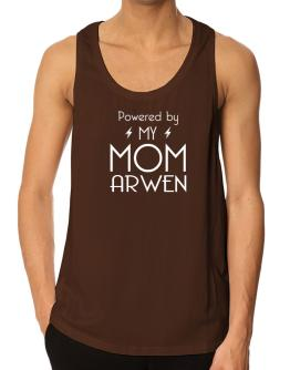 Powered by my mom Arwen Tank Top