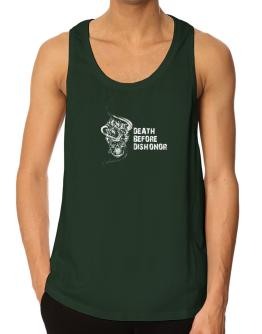 Death before dishonor Tank Top