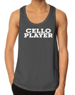 Playeras Bividi de Cello Player - Simple
