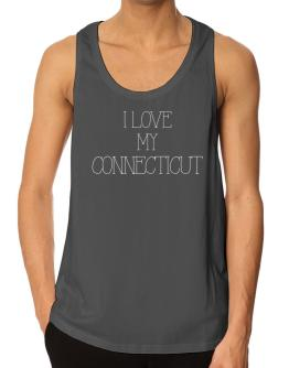 I love my Connecticut Tank Top