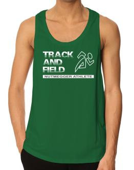Track & Field Nutmegger Athlete Tank Top