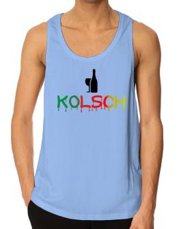 Dripping Kolsch Tank Top