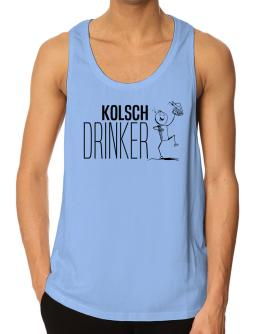 Kolsch drinker 2 Tank Top