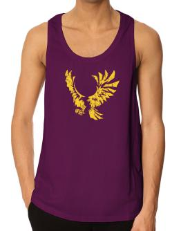 Eagle With Open Wings Tank Top