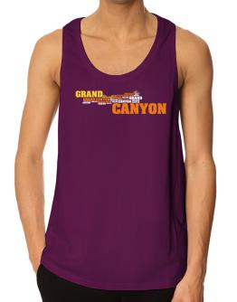 The Grand Canyon Tank Top