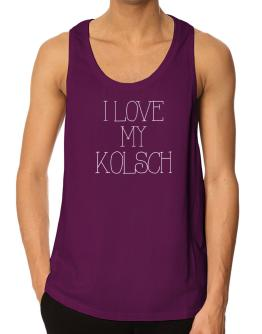 I love my Kolsch Tank Top
