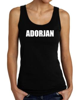 Adorjan Tank Top Women