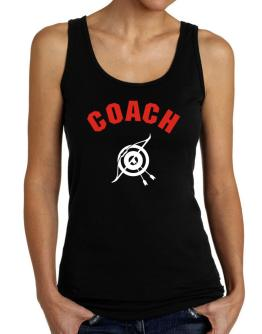 Archery Coach Tank Top Women