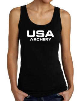 Usa Archery / Athletic America Tank Top Women