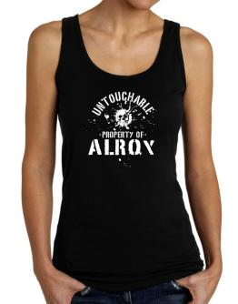 Untouchable : Property Of Alroy Tank Top Women