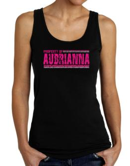 Property Of Aubrianna - Vintage Tank Top Women
