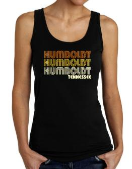 Humboldt State Tank Top Women