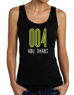 Iso Code Abu Dhabi - Retro Tank Top Women