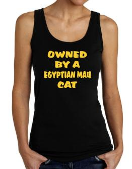 Owned By S Egyptian Mau Tank Top Women