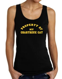 Property Of My Chartreux Tank Top Women